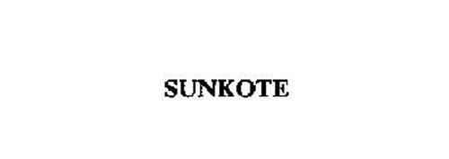 SUNKOTE