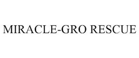 MIRACLE-GRO RESCUE