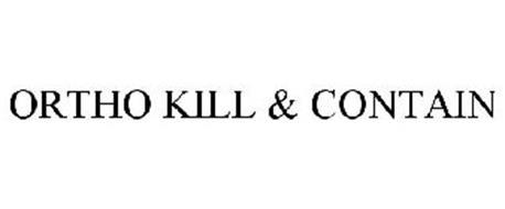 ORTHO KILL & CONTAIN