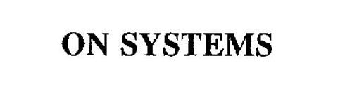 ON SYSTEMS