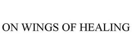 ON WINGS OF HEALING