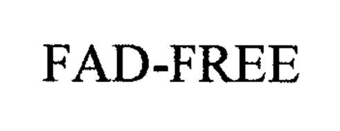 FAD-FREE
