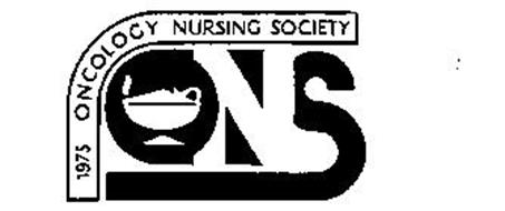 ONS 1975 ONCOLOGY NURSING SOCIETY
