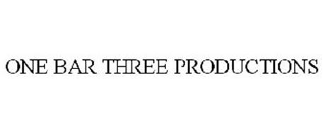 ONE BAR THREE PRODUCTIONS