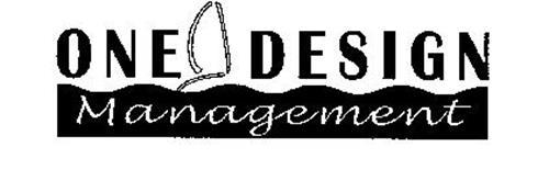 ONE DESIGN MANAGEMENT