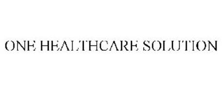 ONE HEALTHCARE SOLUTION