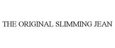 THE ORIGINAL SLIMMING JEAN