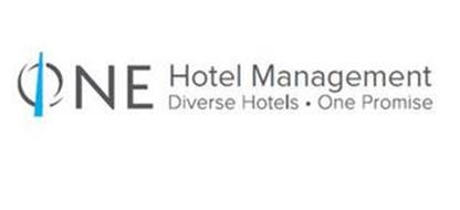 ONE HOTEL MANAGEMENT DIVERSE HOTELS  ·ONE PROMISE