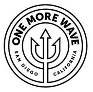 ONE MORE WAVE SAN DIEGO CALIFORNIA