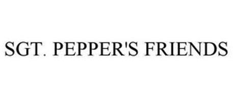 SGT. PEPPER'S FRIENDS
