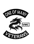 ONE OF MANY VETERANS VMC