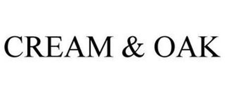 CREAM & OAK