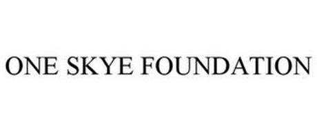 ONE SKYE FOUNDATION