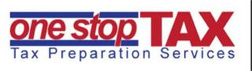 ONE STOP TAX TAX PREPARATION SERVICES