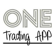 ONE TRADING APP