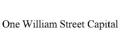 ONE WILLIAM STREET CAPITAL