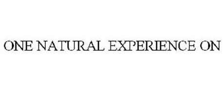 ONE NATURAL EXPERIENCE ON