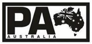 PA AUSTRALIA