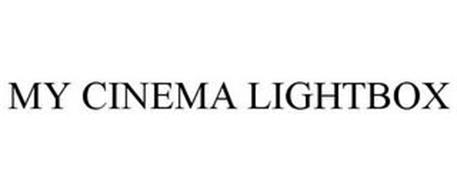 MY CINEMA LIGHTBOX