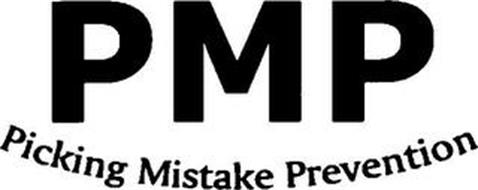 PMP PICKING MISTAKE PREVENTION