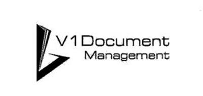 V V1 DOCUMENT MANAGEMENT