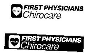 FIRST PHYSICIANS CHIROCARE WE CARE