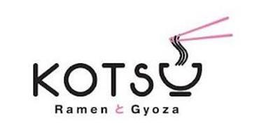 KOTSU RAMEN & GYOZA