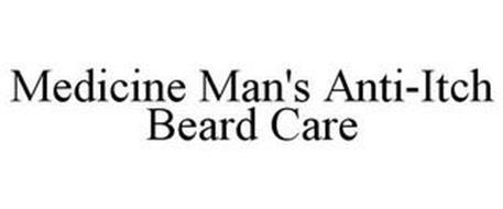 MEDICINE MAN'S ANTI-ITCH BEARD CARE