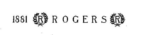 1881 R ROGERS R