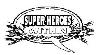 SUPER HEROES WITHIN