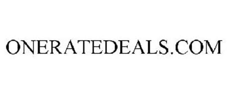 ONERATEDEALS.COM