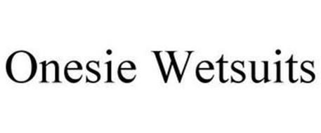 ONESIE WETSUITS