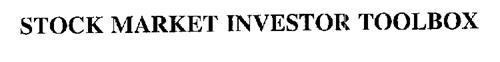 STOCK MARKET INVESTOR TOOLBOX