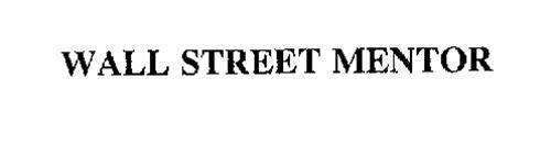 WALL STREET MENTOR