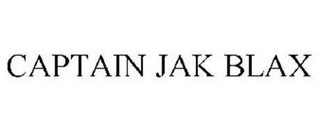 CAPTAIN JAK BLAX