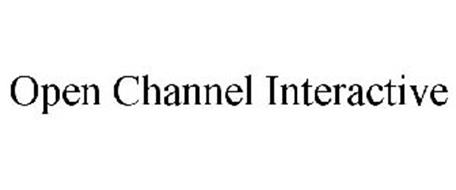 OPEN CHANNEL INTERACTIVE