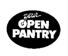 YOUR OPEN PANTRY