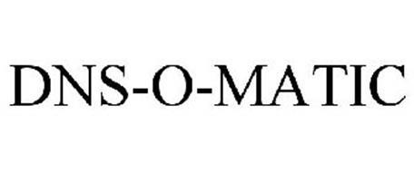 DNS-O-MATIC