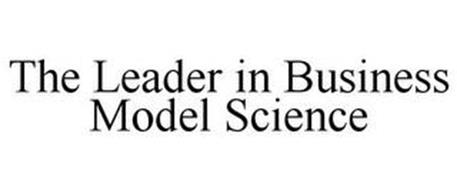 THE LEADER IN BUSINESS MODEL SCIENCE