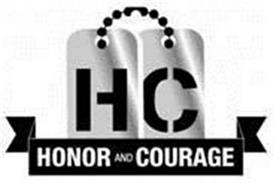 HC HONOR AND COURAGE