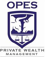 OPES PRIVATE WEALTH MANAGEMENT