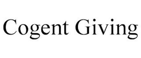COGENT GIVING