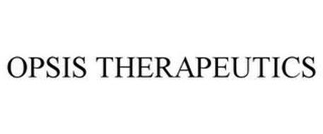 OPSIS THERAPEUTICS