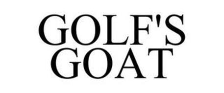 GOLF'S GOAT