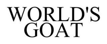 WORLD'S GOAT