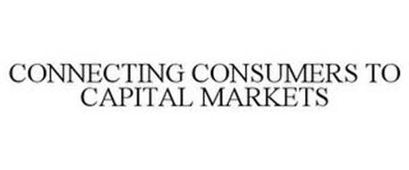 CONNECTING CONSUMERS TO CAPITAL MARKETS