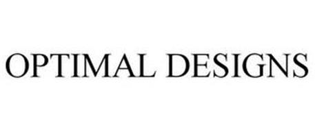 OPTIMAL DESIGNS