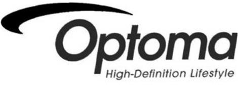 OPTOMA HIGH-DEFINITION LIFESTYLE