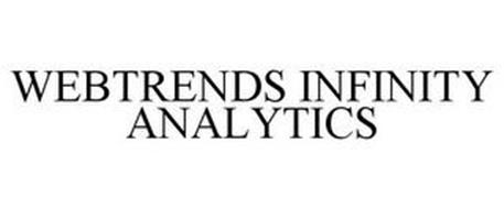 WEBTRENDS INFINITY ANALYTICS