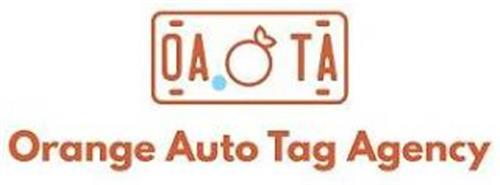 OATA ORANGE AUTO TAG AGENCY